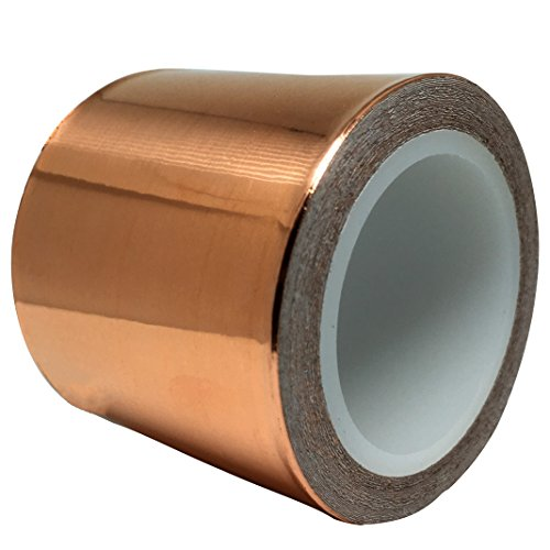 copper-foil-tape-2inch-x-18ft-for-guitar-emi-shielding-slug-repellent-crafts-electrical-repairs-grou
