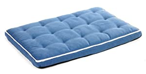 "Bowsers Luxury Dog Crate Mattress, Blueberry, SML 17""x23""x3"" by Bowsers"