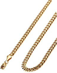 Jstyle Stainless Steel Male Chain Nec…