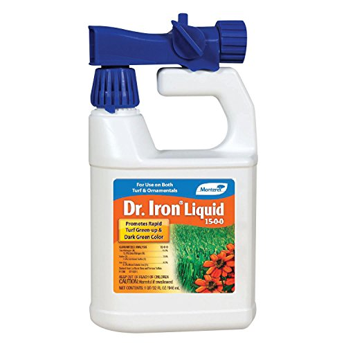 Monterey LG7262 Dr. Iron Liquid, 1 quart (Dr Iron compare prices)
