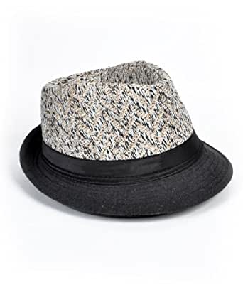 unique pattern s fedora hat at men s clothing
