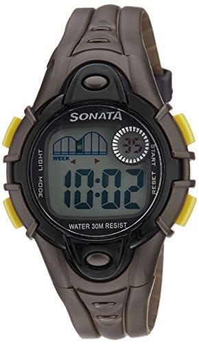 Sonata-Super-Fibre-Digital-Grey-Dial-Mens-Watch-87012PP01