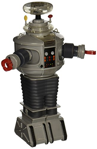 Diamond Select Toys Lost in Space: Electronic Lights and Sounds B9 Robot Figure (Robots Figures compare prices)