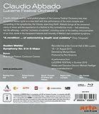 Image de Mahler: Symphony No. 9 - Claudio Abbado & Lucerne Festival Orchestra [Blu-ray]