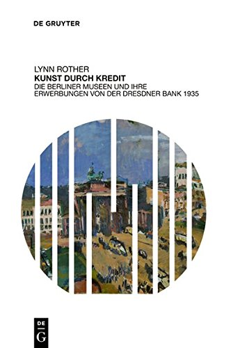 Kunst durch Kredit  [Rother, Lynn] (Tapa Dura)