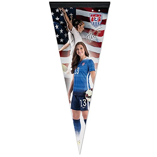 SOCCER 13519115 US National Team Premium Pennant, 12