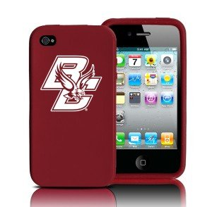 Tribeca Boston College Iphone 4 Silicone Case