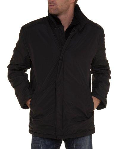 T-Traxx - Jacket pocket black man tends to - Size: L Color: Black