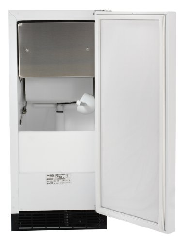 Marvel 30Cm5212 General Purpose Ice Machine, Clear Ice Type, 30°F To 32°F (-1°C To 0°C) Temperature Range, 115V/60Hz front-63000