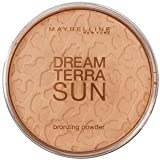 Maybelline Dream Terra Sun Bronzing Powder 01s Leopard 16g