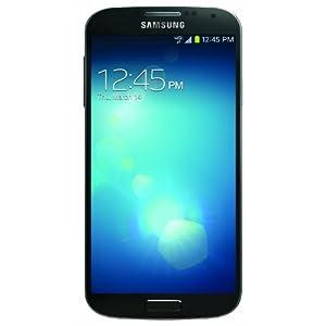 Samsung Galaxy S4, Black Mist 32GB (Verizon Wireless)