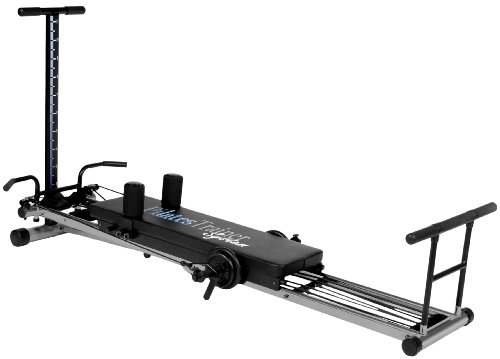 Total Trainer Pilates Reformer Home Gym System