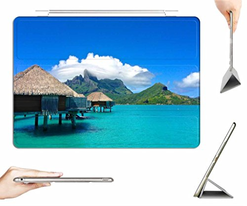 irocket-ipad-mini-4-case-transparent-back-cover-four-seasons-resort-water-villas-and-blue-lagoon-bor