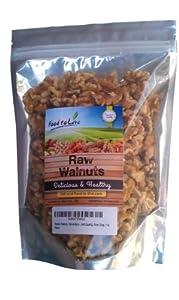 Raw Organic Walnuts-16 ozs.