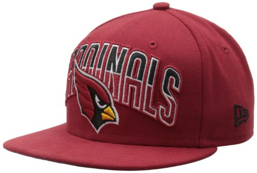 NFL Arizona Cardinals Kid's 2013 Draft 59FIFTY Fitted Cap Red, 6 1/2 at Amazon.com
