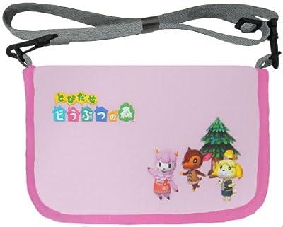 ポッシュムショルダー for ニンテンドー3DSLL どうぶつの森 ピンク