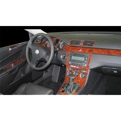 CHRYSLER 300 SET FIT 2005 2006 2007 WITH GPS INTERIOR WOOD DASH TRIM KIT 50 PCS