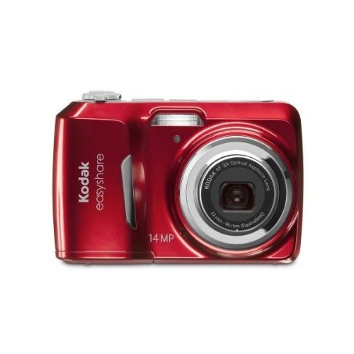 Kodak C1530 Digital Camera (Red)