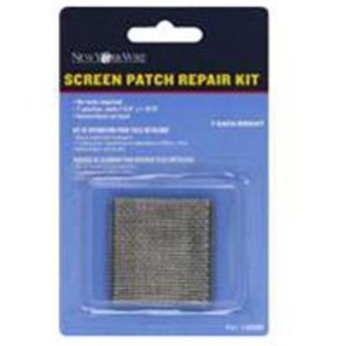 New York Wire Fsp8493-U Aluminum Screen Patch Repair Kit front-258168