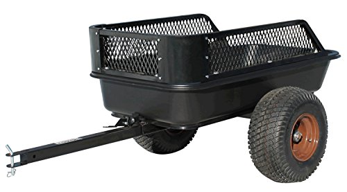 Impact Implements ATV Heavy Duty Utility Cart and Cargo Trailer- 1500lb Capacity; 15 cu. ft. (Atv Hauling Trailers compare prices)