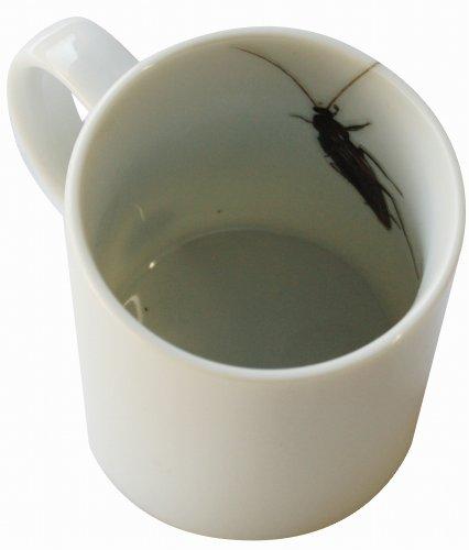 おもしろ食器 恐怖!? 虫 マグ ゴキブリ SAN2099