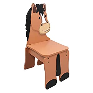 Fantasy Fields Fantasy Fields Happy Farm Horse Chair by Teamson Design Corporation