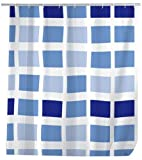 Wenko Mosaic Peva Shower Curtain