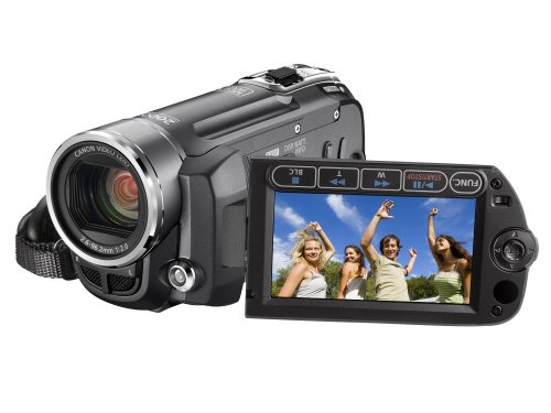 Canon FS11 Digital Camcorder (45 x Advanced Zoom With 2.7 inch Widescreen Colour LCD)