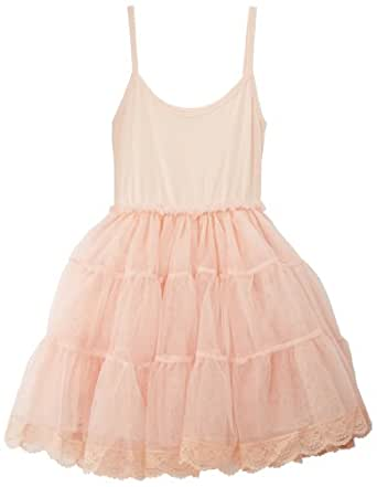 Molly Bracken MMSM5303E14 - Robe - Uni - Fille - Rose (Rose Pétale) - FR: 5 ans (Taille fabricant: 4/6 ans)