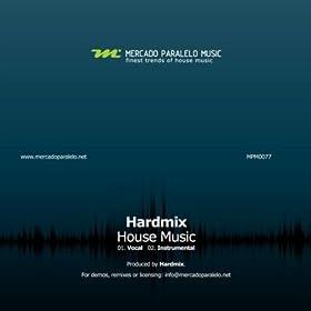 House music instrumental mix hardmix musica for Instrumental house music