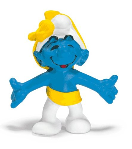Buy Low Price Schleich Anniversary Smurf Figure (B0013E0B3I)