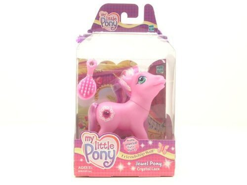 My Little Pony ~ Jewel Pony: Crystal Lace - 1