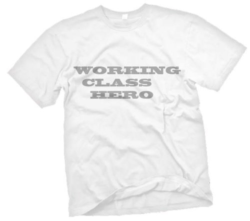 Working Class Hero - Lennon T Shirt