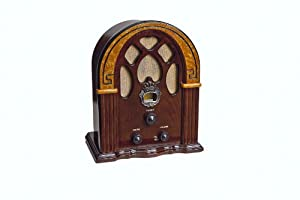 Crosley Companion Radio (Walnut)
