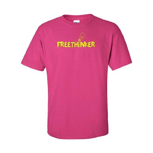 Iamtee Freethinker T-Shirt-Pink-M