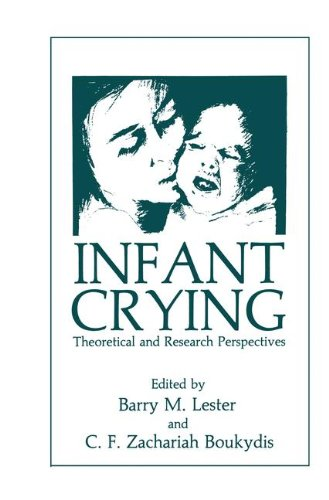Infant Crying: Theoretical and Research Perspectives