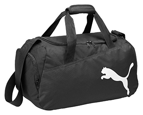 Puma, Borsa sportiva Pro Training,Multicolore(nero-bianco)