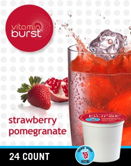 Green Mountain Vitamin Burst Strawberry Pomegranate K-Cups