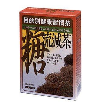 オリヒロ 糖流減茶 3gX30