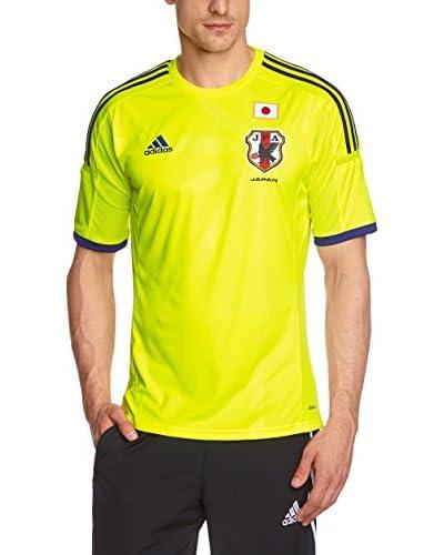 adidas Camiseta de Fútbol Japan Away WM 2014 Amarillo