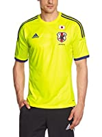 adidas Camiseta de Fútbol Japan Away WM 2014 (Amarillo)