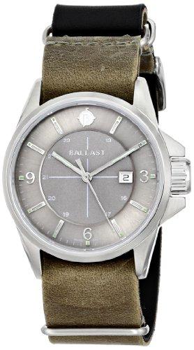 Ballast Men's BL-3132-02 Odin Analog Display Swiss Quartz Green Watch