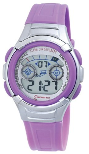 30M Water-Proof Digital Boys Girls Sport Watch With Alarm Stopwatch Chronograph Mr-8523B-7