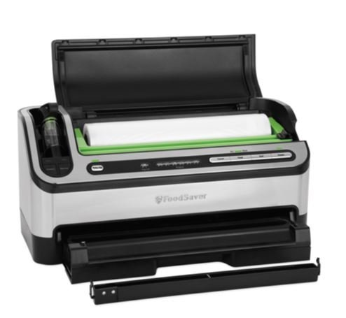Foodsaver 4980 2-in 1 Premium Edition Vacuum Sealing System with Extra Bags and Rolls (Foodsaver 1 Gallon Bags compare prices)