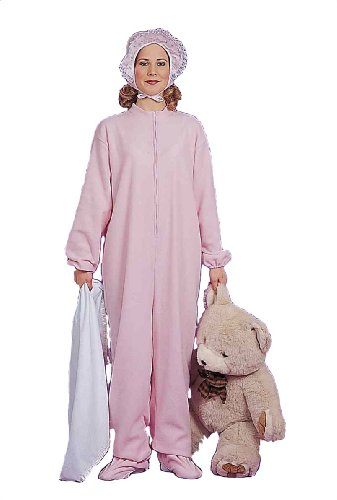 Women's Pink Jammies Costume