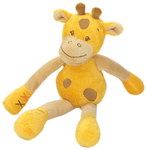 Nattou Jungle Collection Mini Musical Pull String Giraffe - 1