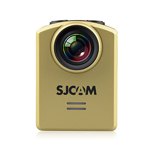 fotocamera videocamera subacquea SJCAM M20 Action Camera Sport Cam 4K 24FPS Ultra HD Digital Video Camera Outdoor Waterproof 16MP Mini NT96660 DSP IMX 117 WiFi 2 Inch_Gold