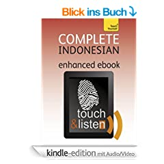 Complete Indonesian (Bahasa Indonesia): Teach Yourself Audio eBook (Kindle Enhanced Edition) (Teach Yourself Audio eBooks)