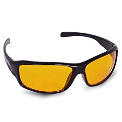 XLNC Stylish Unisex Night Drive Sunglasses