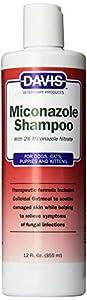 Davis Miconazole Pet Shampoo, 12-Ounce